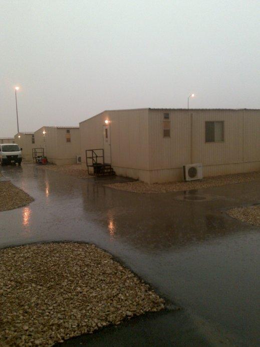 Rain In Saudi Arabia